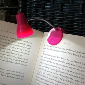 Bookchair Little Lamp Leselampe pink