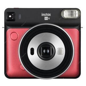 Fujifilm Instax SQUARE SQ6 Ruby Red Sofortbildkamera