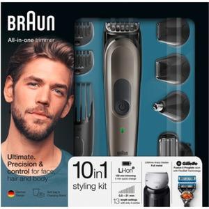 Braun MultiGroomingKit MGK 7021 Haarschneider