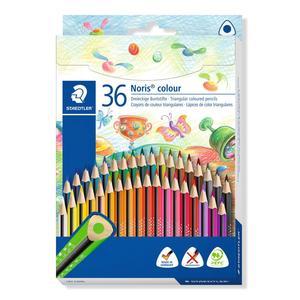 STAEDTLER Buntstift Noris colour (187 CD36)