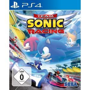 Team Sonic Racing (PS4) Englisch