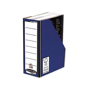 Fellowes Magazinarchiv Preium A4 blau (722904)
