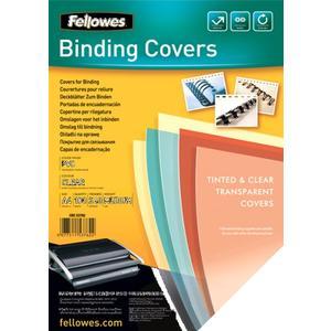 Fellowes Deckblatt A4 transparent 240 Mikron