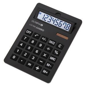 Olympia Taschenrechner LCD-908 (4689)