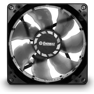 ENERMAX T.B. SILENCE PC Luefter mit TwisterLager f.low noise batwing blades u. Haloframe f.zusaetzli
