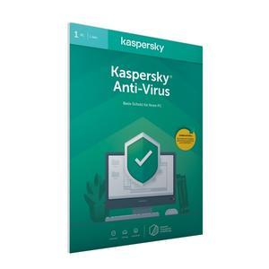 Kaspersky Anti-Virus (Code in a Box) (FFP)