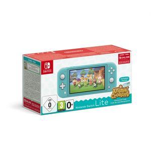 Nintendo Switch Lite Türkis inkl. Animal Crossing
