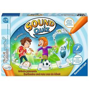 """Ravensburger tiptoi® Spiele """" CREATE Sound-Quiz"""" 6 - 10 Jahre von Ravensburger"""