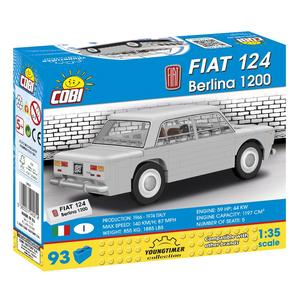 FIAT 124 BERLINA 1200 (38122916)