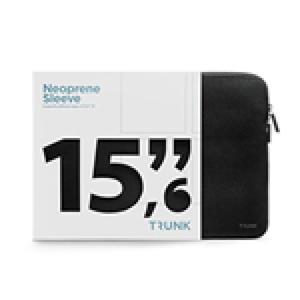 Trunk Neopren Sleeve für PC 15,6, schwarz