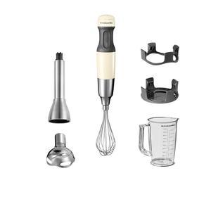 KitchenAid Stabmixer crème (5KHB2570EAC)