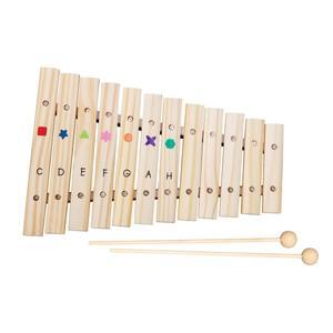 Boogie Bee BGB Holz Xylophon mit 12 Noten (68201829)