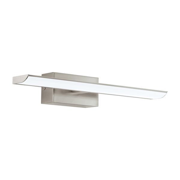 EGLO LED-Wandleuchte L-405 NICKEL-M/WEISS 'TABIANO' (94614)