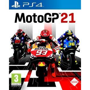 MotoGP 21 (PS4) Englisch