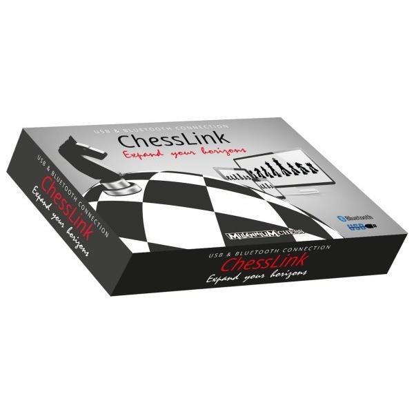 Millenium Millennium Chess Link Verbindungsmodul f.Schachcomputer M822 (M822)