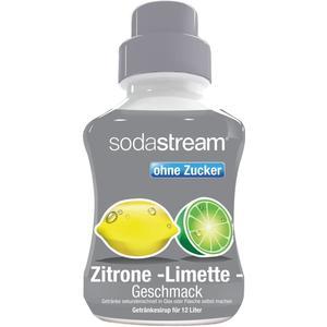 SodaStream Zitrone-Limette ohne Zucker, 500ml Sirup
