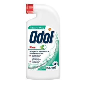 Odol, Mundwasser (PLUS)