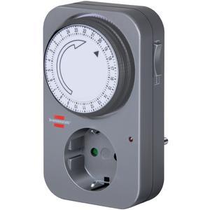 Brennenstuhl Zeitschaltuhr Analog Innenbereich 15 min. 3500 W