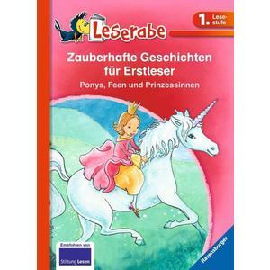 """Ravensburger """"Zauberhafte Geschichten für Erstleser. Ponys, Feen und Prinzessinnen"""" Cornelia Neudert/ THiLO/ Vanessa Walder Leserabe - SonderausgabenKinderbücher a"""