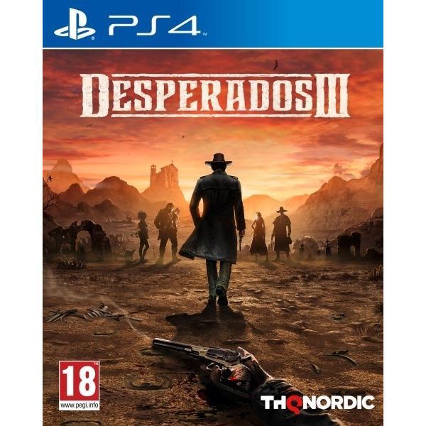 Desperados 3 (PS4) Englisch