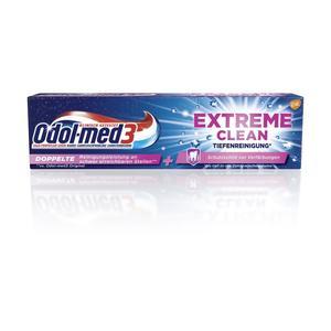 Odol-med3, Extreme Clean Zahncreme (TIEFENREIN)