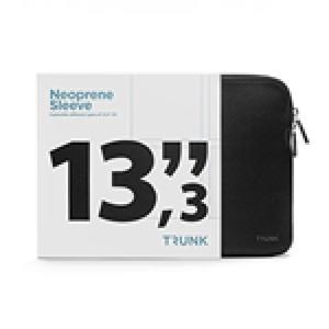 Trunk Neopren Sleeve für PC 13,3, schwarz