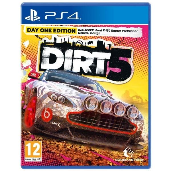 PS4 DiRT 5 -- Day One Edition (PEGI)