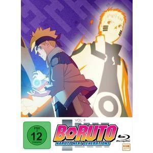 Boruto: Naruto Next Generations - Volume 4 (Episode 51-70) (3 Blu-rays)