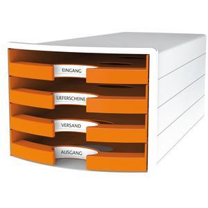 HAN Schubladenbox IMPULS orange (1013-51)