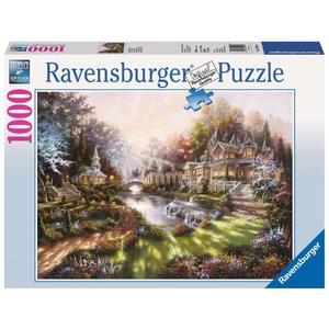 """Ravensburger Erwachsenenpuzzle """"Im Morgenglanz"""" 1.000 Teile ab 14 Jahre Puzzle von Ravensburger"""