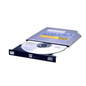 Lite-on DVW LiteOn Ultra SLIM SATA black DU-8AESH 8x8x/DL6x6x/RAM (DU-8AESH)