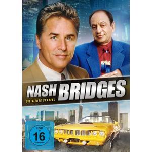 Nash Bridges - Staffel 4 - Episode 55-78 (6 DVDs)