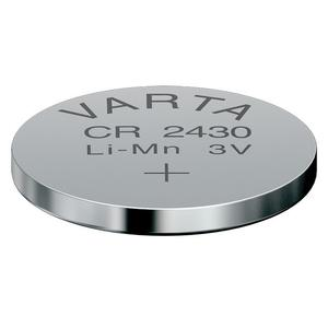 Varta Lithium-Knopfzelle CR2430 3 V 1-Blister