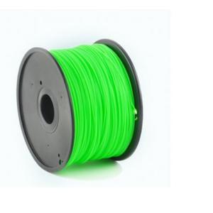 Gembird Filamentcassette ABS grün 1.75mm 1kg Spule (3DP-ABS1.75-01-G)