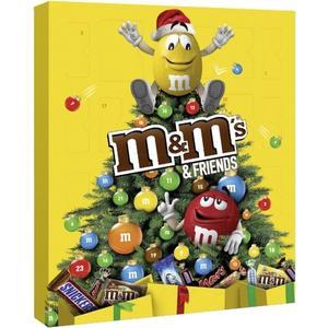Mars M&Ms, Friends Adventkalender, 361g