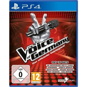 The Voice of Germany - Das offizielle Videospiel (PS4)
