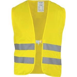 ASATEX Warnweste Größe universal gelb EN 20471 Kl. 2