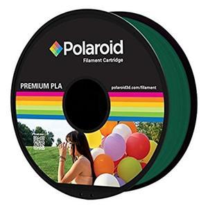 Polaroid Filament 1kg Premium PLA Filament dark green P343C (PL-8014-00)