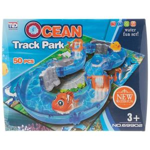 Toy Toy Toy WASSERPARK SPIELSET 50TLG A486274