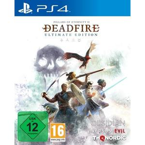 Pillars of Eternity II: Deadfire - Ultimate Edition (PS4) Englisch