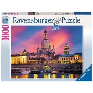 """Ravensburger Erwachsenenpuzzle """"Frauenkirche Dresden"""" 1.000 Teile ab 14 Jahre Puzzle von Ravensburger"""