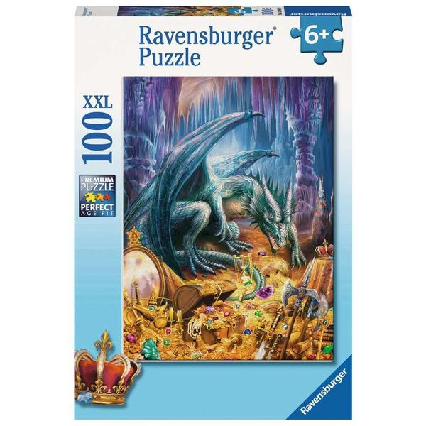 """Ravensburger Kinderpuzzle """"Der Höhlendrache"""" 100 Teile ab 6 Jahre Puzzle von Ravensburger"""