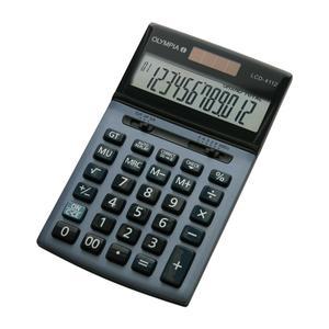 Olympia Taschenrechner LCD-4112 (941911002)