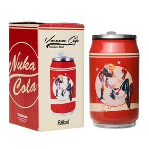 Fallout Metal Can Nuka Cola Englisch