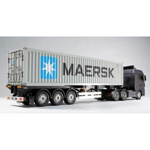 Tamiya 1:14 RC 40ft. Maersk Container Auflieger