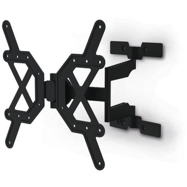 Hama LED-TV Wandhalterung 32 - 65 Hama Sortiment 118060 Fullmotion Ultraslimm schwarz