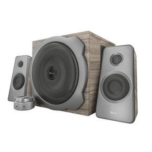 Trust TYTAN 120 Watt 2.1 Speaker Set wood