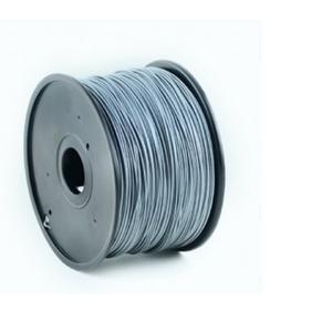 Gembird Filamentcassette PLA silber 1.75mm 1kg schmale Spule (3DP-PLA1.75-01-S)
