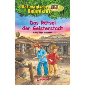 Loewe MBH 10 D. Rätsel d. Geisterstadt (67132190)