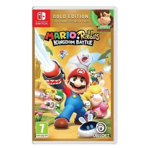 Mario & Rabbids Kingdom Battle Gold Edition (Switch) Englisch